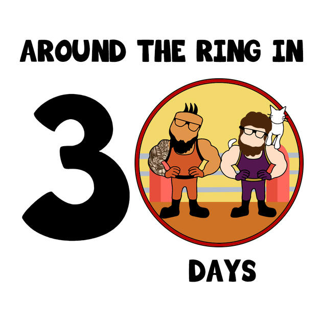 Around The Ring in 30 Days Logo